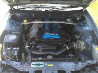1999 Nissan 240sx s15 sr20de and 5 speed tranny For Sale