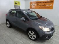 GREY VAUXHALL MOKKA 1.7 EXCLUSIV CDTI S/S ***from £149 per month***