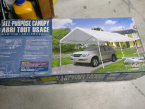 For Sale:  10 x 20 Canopy
