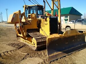 Pipelayer 1998 CAT D5M LGP PIPELAYER COMBO