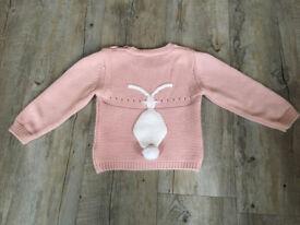 Stella McCartney Baby Bunny Jumper