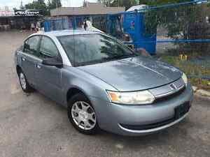 Lease to own in 2 years for $193+hst p/month 2005 Saturn ION