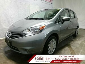 2015 Nissan Versa Note SV 5 Door w/Back-Up Camera
