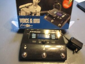 TC helicon play acoustic voive live processor