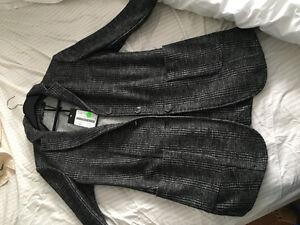 New jacket , original price 400