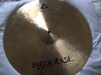"Instanbul Xist 22"" Ride cymbal"