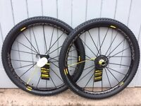 "Mavic Crossmax SL Pro 650b 27.5"" wheel set NEW"