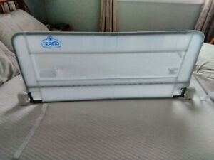 Toddler bed safety rail for sale