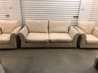 Good Condition Sofa and Armchairs - £60 ONO