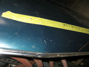 1966-67 Chevelle SS trunk lid, nice condition, sell trade London Ontario image 5
