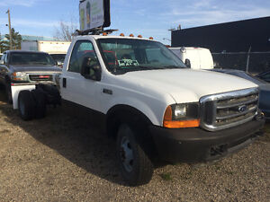 COMPLETE FRONT CLIP 03 Ford F-350