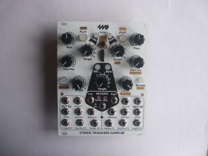 4ms Stereo Triggered Sampler (STS - eurorack)