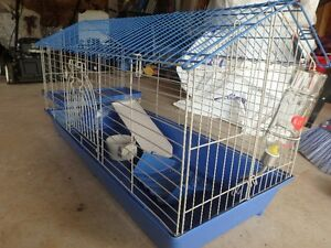 small pet/ rabbit cage