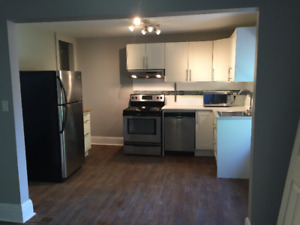 Beautifully Renovated 2 Bedroom + Den in Gage Park Area