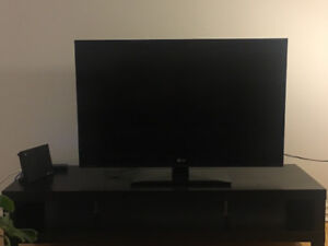 Clean and new LG tv HDMI, 43 inch