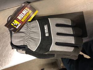 Work gloves brand new