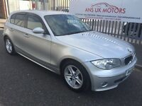 2004 (54 reg) BMW 1 Series 1.6 116i Sport 5dr Hatchback