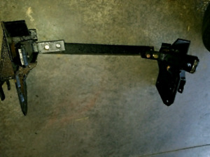 DODGE RAM 2500 FISHER PLOW BRACKETS & HEADLIGHT WIRING HARNESS0
