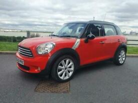 image for 2012 MINI Countryman 1.6 Cooper D 5dr SUV Diesel Manual