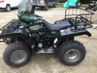 2001 yamaha grizzly 600