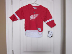DETROIT RED WINGS INFANT HOCKEY JERSEY London Ontario image 2