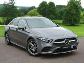 image for 2021 Mercedes-Benz A CLASS DIESEL SALOON A200d AMG Line Executive 4dr Auto Saloo