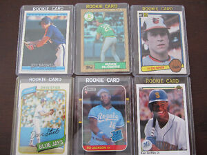 Baseball Top Prospects,Rookies and Future Stars $4 each EX/NM/MT Windsor Region Ontario image 1