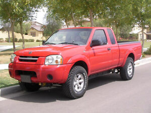 WANTED: Nissan Frontier 04-07