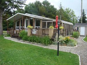 Chalet/Maison à vendre (Parc des Îles )