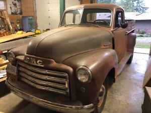 1949 GMC 1-ton pickup