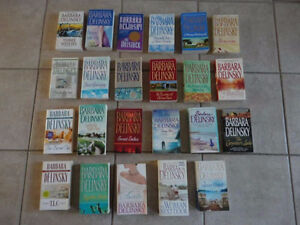 Lot of Barbara Delinsky Romance Novels London Ontario image 2