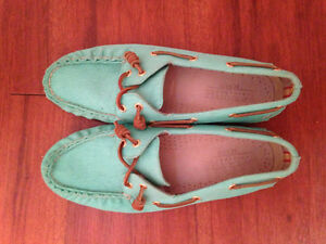 J.Crew Sperrys excellent condition!