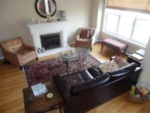 18-042 Fully Furnished two level Townhouse on  Halifax Peninsula