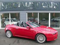 Alfa Romeo Spider 2.2JTS