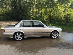 1985 BMW 3-Series Sedan