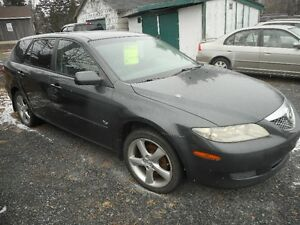 2006 Mazda Mazda6 tax included Wagon