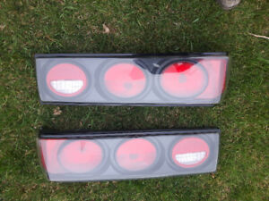 Altezza Tail lights for 87-93 Mustang