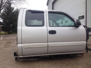 Extended Cab for 99-06 Chevy / GMC with Passenger Side Doors London Ontario image 2