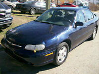 2001 Chevrolet Malibu SAFETY INSPECTED Sedan