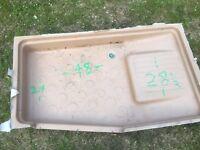 Shower tray (3)