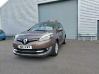 2013 Renault Grand Scenic 1.5 dCi Dynamique TomTom Energy 5dr [Start Stop] MPV D