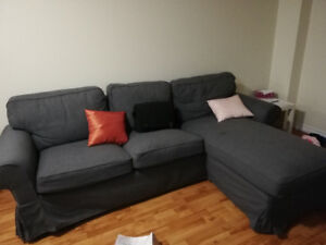 Ikea sofa, bed and mattress used for 2 weeks