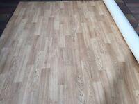 2.1 m by 3 m brand new cushion floor vinyl