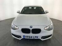 2014 64 BMW 116I SPORT 3 DOOR HATCHBACK 1 OWNER FROM NEW FINANCE PX WELCOME