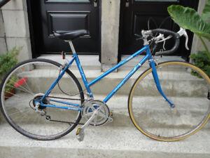 Vélo de Route Road Bike - Plateau