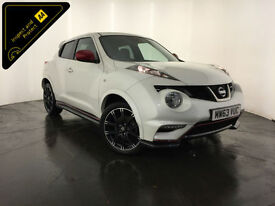2013 63 NISSAN JUKE NISMO DIG-T 200 BHP 1 OWNER FROM NEW FINANCE PX WELCOME