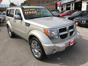 2009 Dodge Nitro SLT 4X4 SPORT SUV....MINT CONDITION.