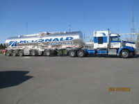 FULL TIME TANKER DRIVER A-Z. Need 3 years Experience