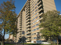 St-Laurent, 1 & 2 Bedroom - Heated + Hot water Included