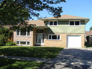 Spacious Split Level Home for Rent in Stanley Park area